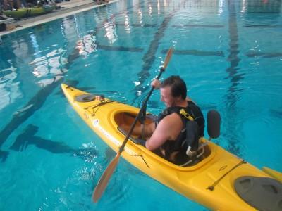 Creating Ability Paddle Pivot