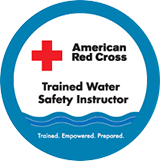 American Red Cross Trained Water Safety Instructor